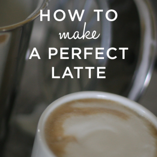 How to make a perfect latte without the expensive machines